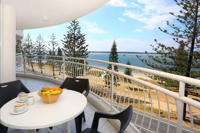 Picture of Level 3, 3D/510 Marine  Parade, BIGGERA WATERS QLD 4216