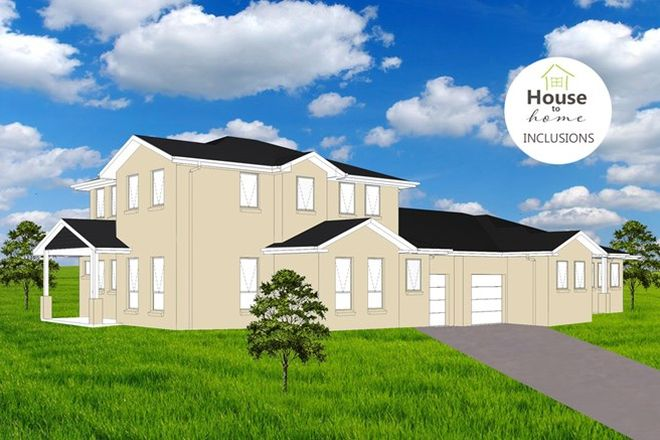 Picture of Lot 212 HOUSE 1 Springs Rd, SPRING FARM NSW 2570