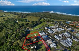 Lots 1 and  2 , Bullinah Crescent and Condon Drive, East Ballina NSW 2478