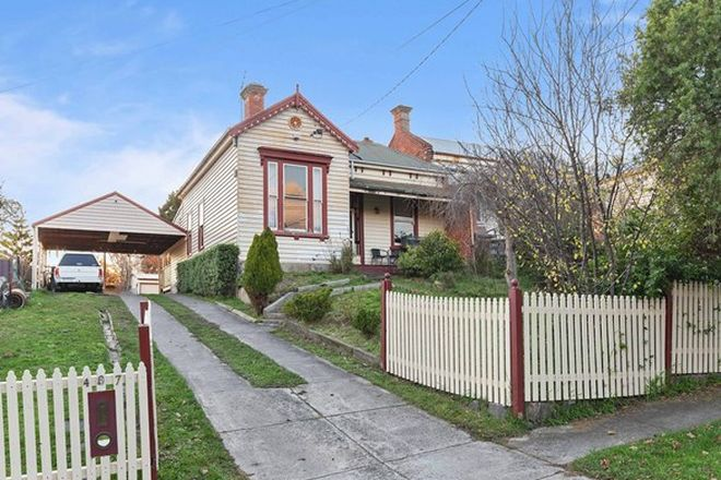 Picture of 407 Nicholson Street, BLACK HILL VIC 3350