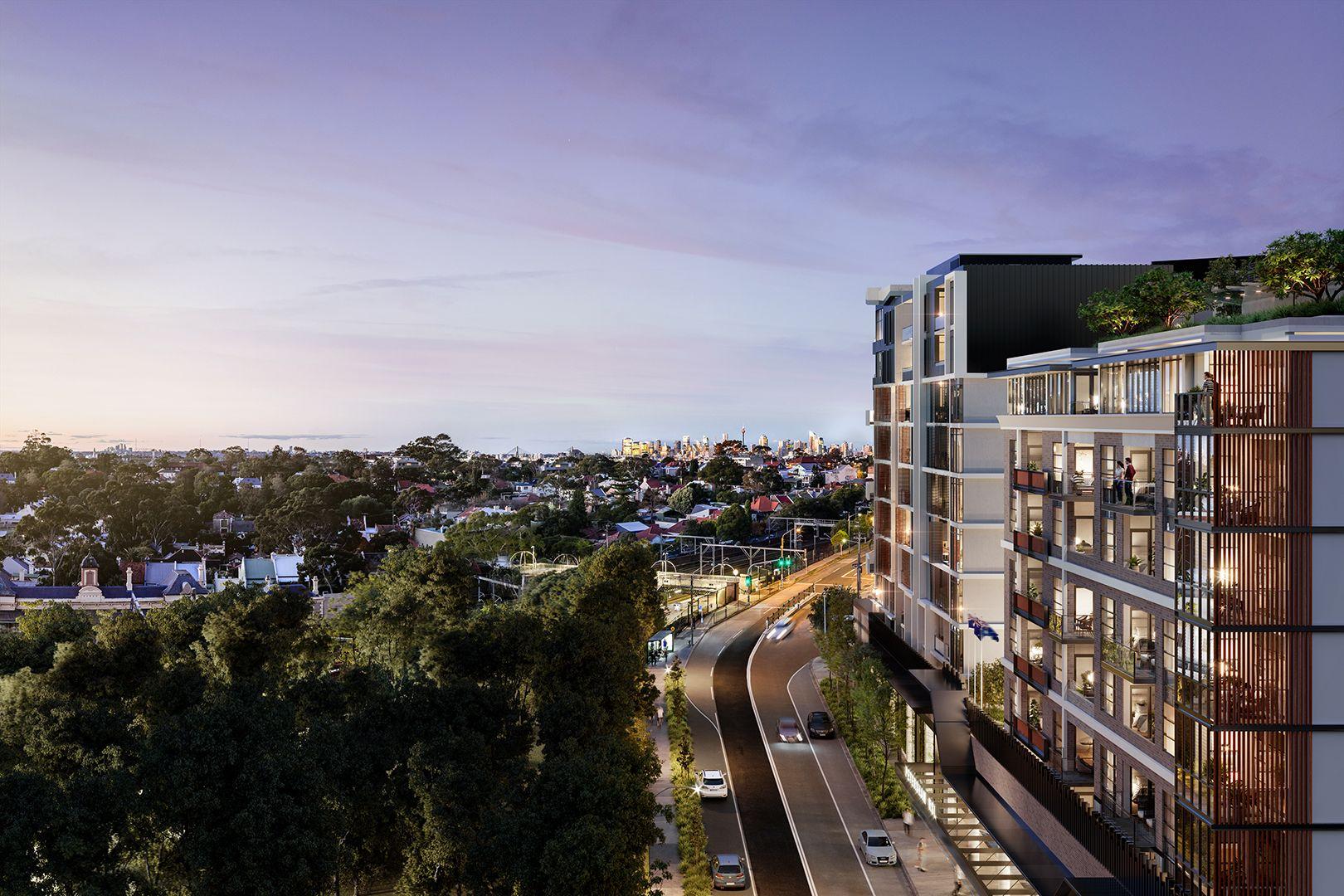 287-309 Trafalgar Street, Petersham, NSW 2049, Image 0