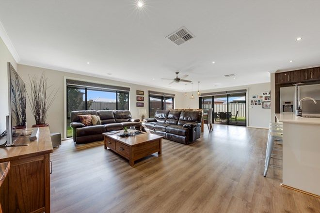 Picture of 5 Rayner Court, YARRAWONGA VIC 3730