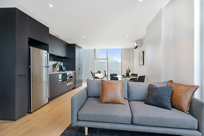 Picture of 302A/2 Mansard Lane, COLLINGWOOD VIC 3066