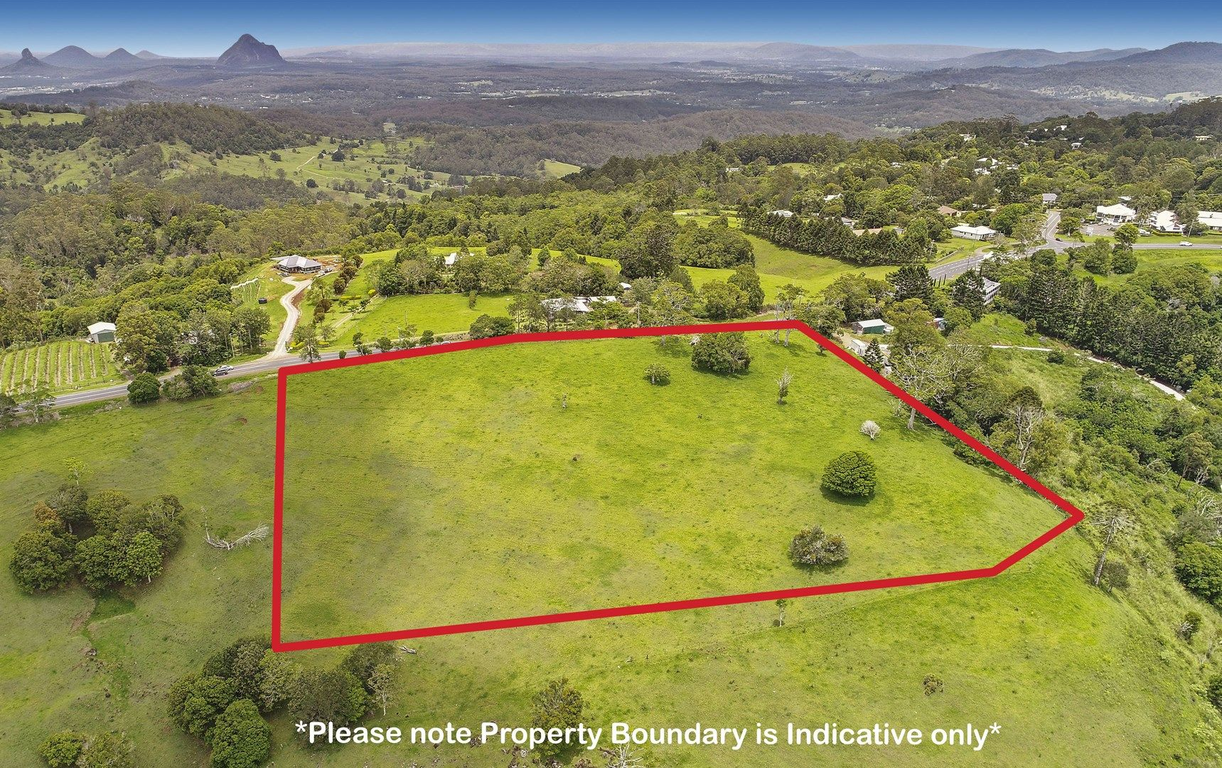 Lot 3 Landsborough Maleny Road, Maleny QLD 4552, Image 0