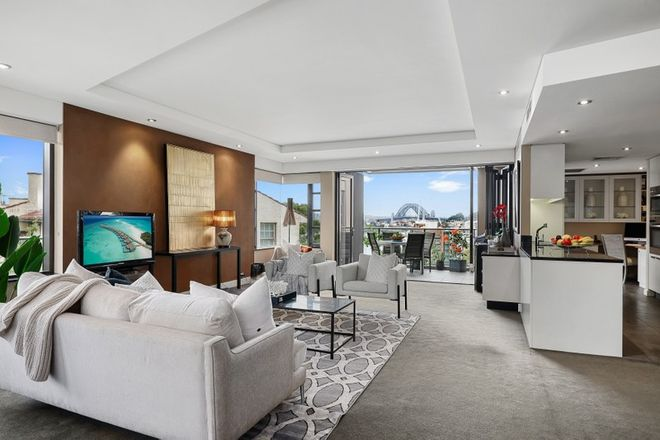 Picture of 701/22 Point Street, PYRMONT NSW 2009