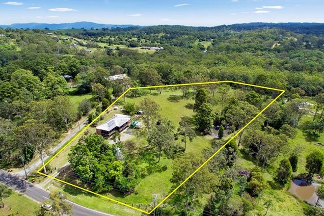 Picture of 111 Zillman Road, OCEAN VIEW QLD 4521
