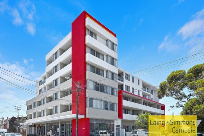 Picture of 101/363 Beamish  Street, CAMPSIE NSW 2194