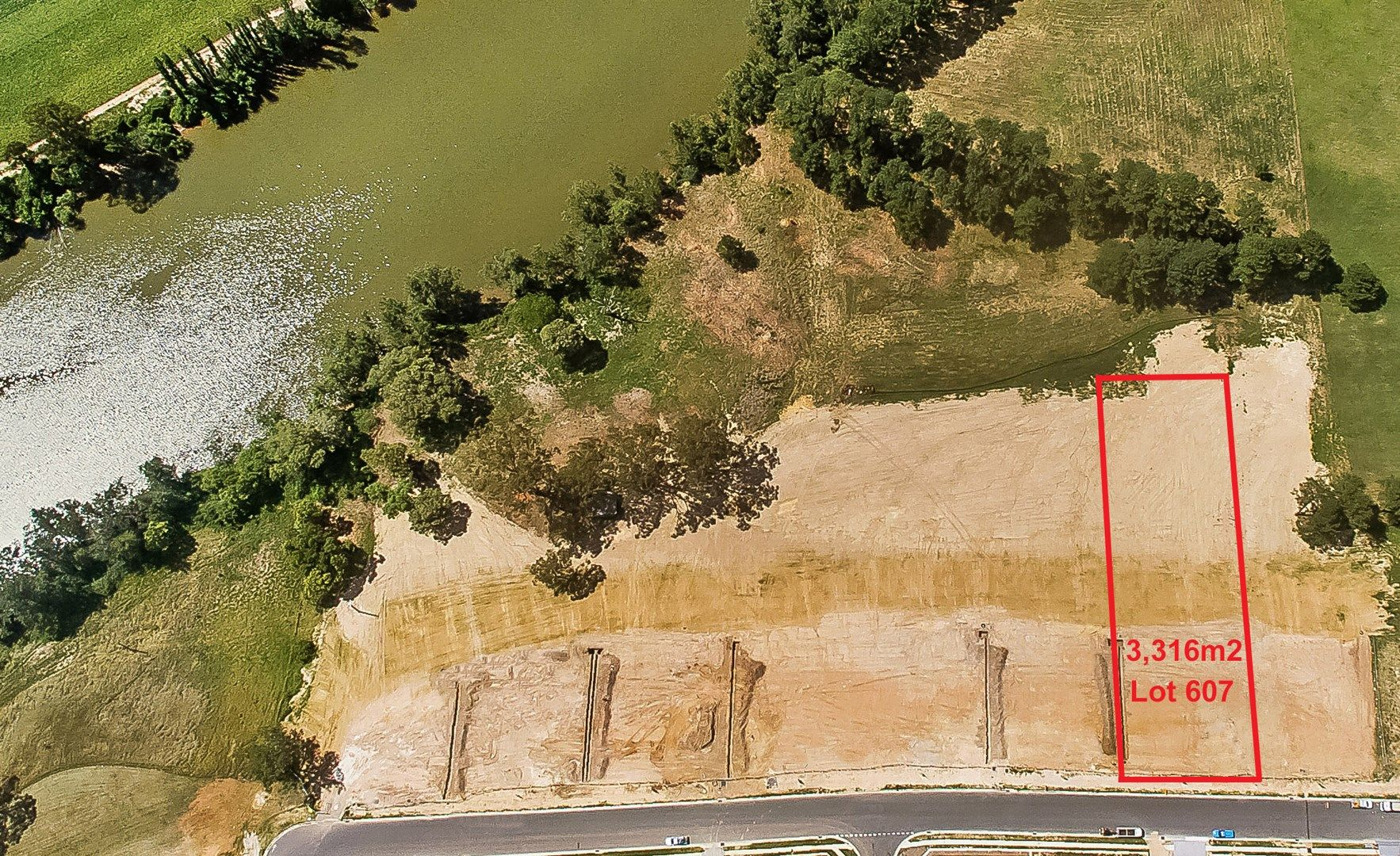 Lot 607 Cleary Drive, Pitt Town NSW 2756, Image 0