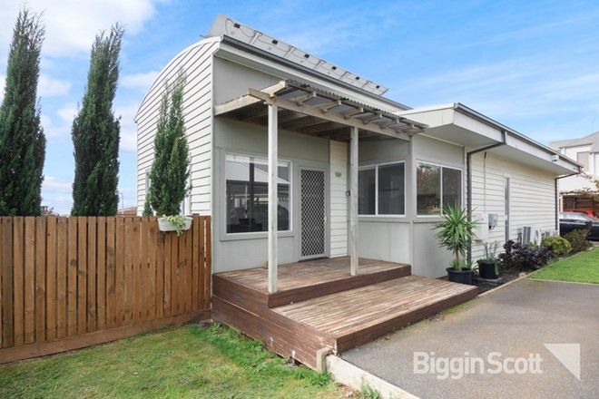 Picture of 7/34 Smith Street, DAYLESFORD VIC 3460