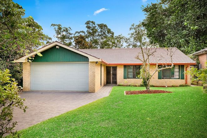 Picture of 6 Milguy Avenue, CASTLE HILL NSW 2154