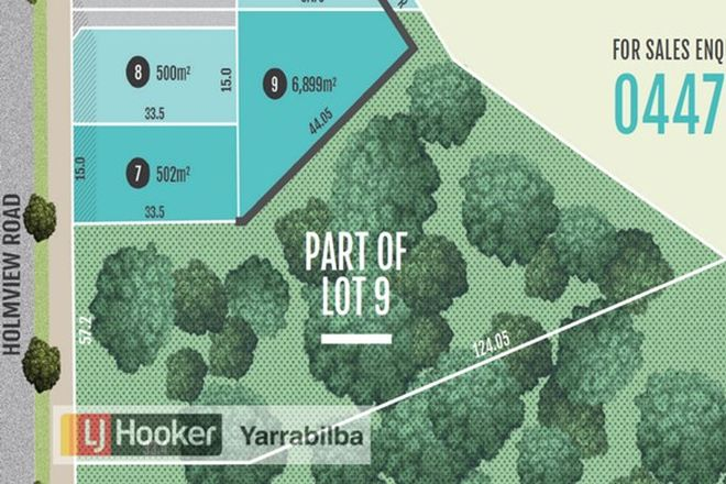 Picture of Lot 9/87 Holmview Road, BEENLEIGH QLD 4207