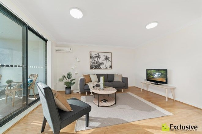 Picture of 7/34-36 Courallie Avenue, HOMEBUSH WEST NSW 2140