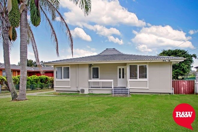Picture of 106 Captain Cook Drive, WILLMOT NSW 2770