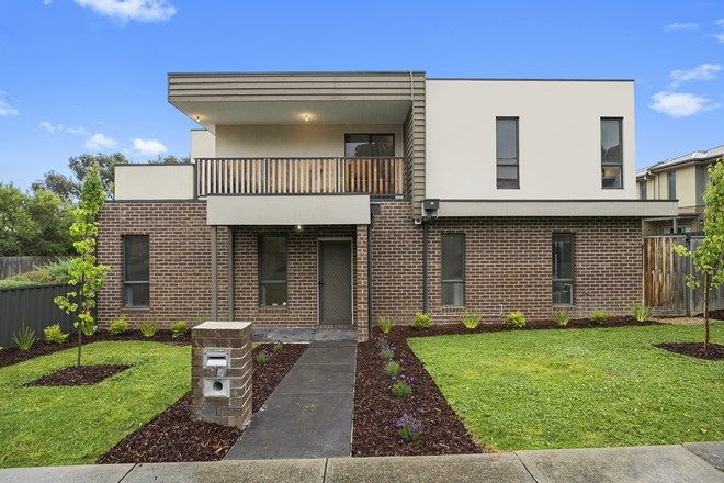 Picture of 1/3 Mossfield Avenue, FERNTREE GULLY VIC 3156