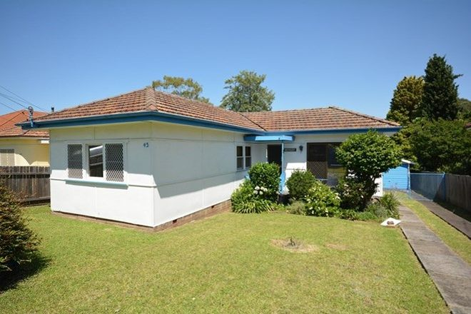 Picture of 43 Chamberlain Rd, GUILDFORD NSW 2161