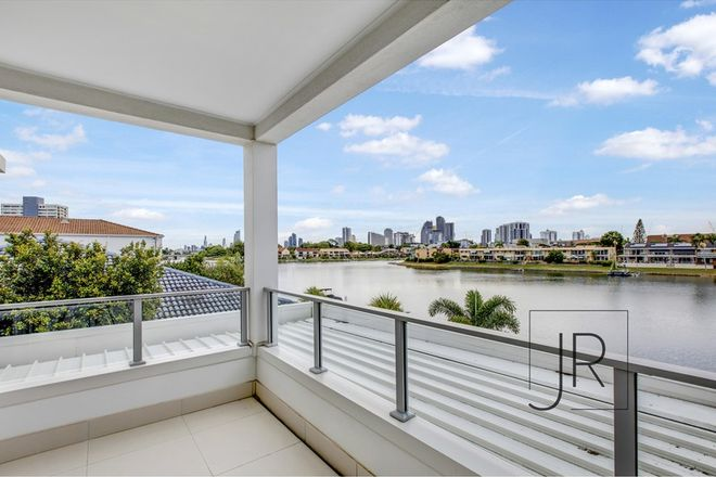Picture of 42a Sailaway Street, MERMAID WATERS QLD 4218