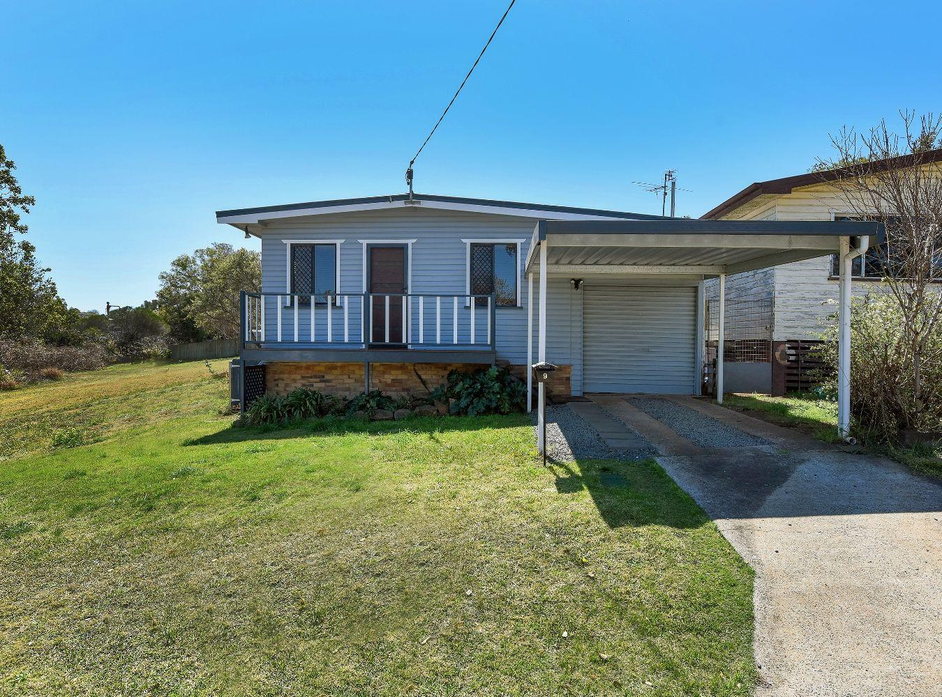9 Glasgow Street, North Toowoomba QLD 4350, Image 0