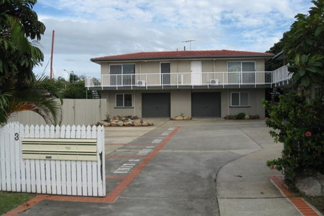 Picture of 5/3 Thompson Crescent, CLONTARF QLD 4019