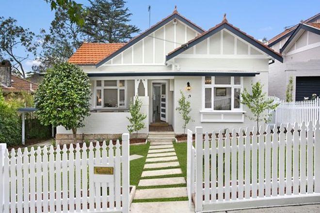 Picture of 19 Carlos Road, ARTARMON NSW 2064