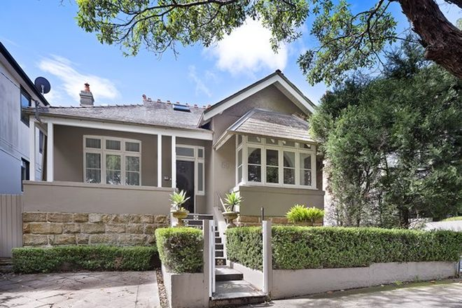 Picture of 55 Bellevue Road, BELLEVUE HILL NSW 2023