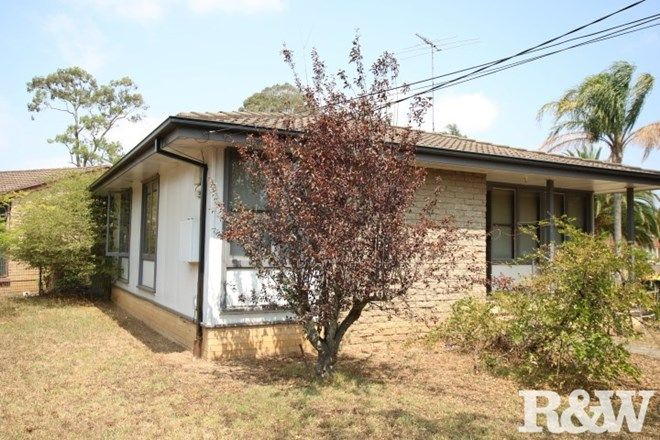 Picture of 1 Cygnet Place, WILLMOT NSW 2770