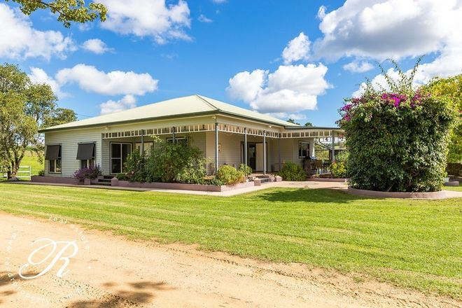 Picture of 1352 Booral Road, GIRVAN NSW 2425