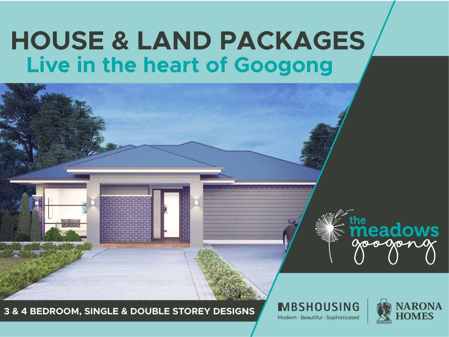 Lot 84 Rosa Street, Googong NSW 2620, Image 0
