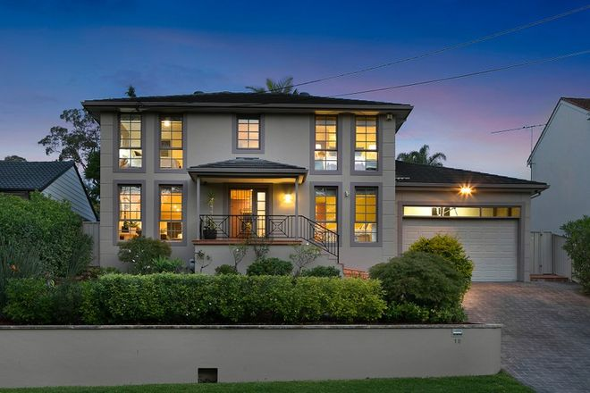 Picture of 18 Yarralumla Drive, CARLINGFORD NSW 2118