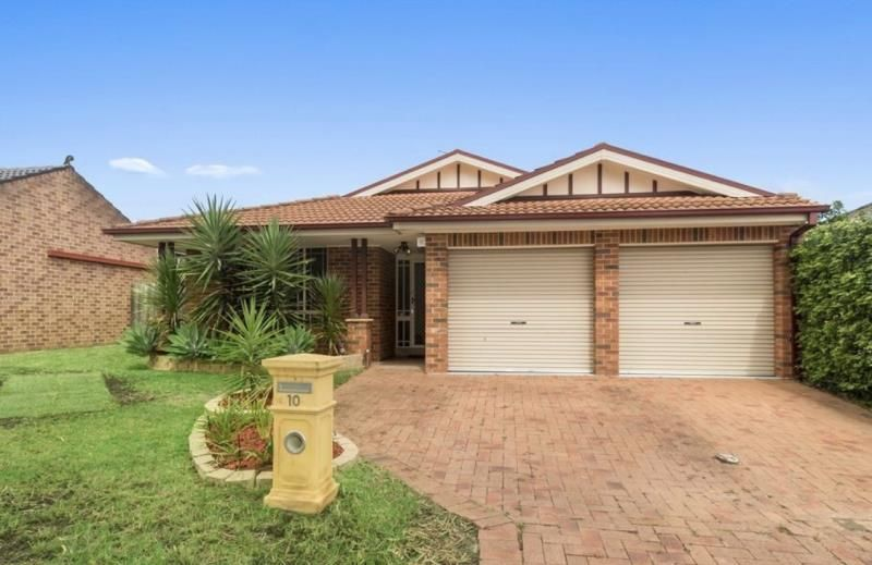 10 GRACEMERE COURT, Wattle Grove NSW 2173, Image 0