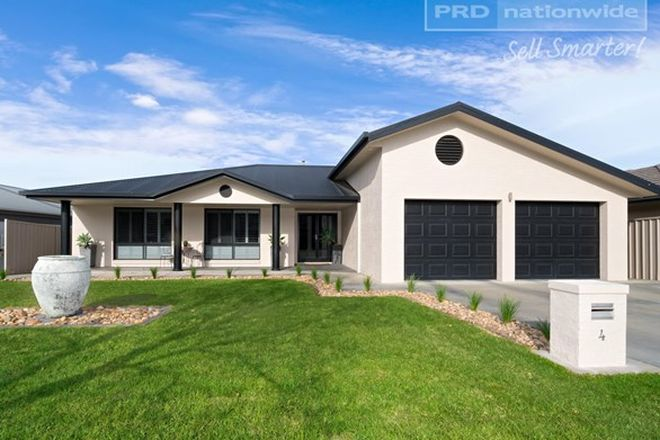 Picture of 4 Cumberland Court, TATTON NSW 2650