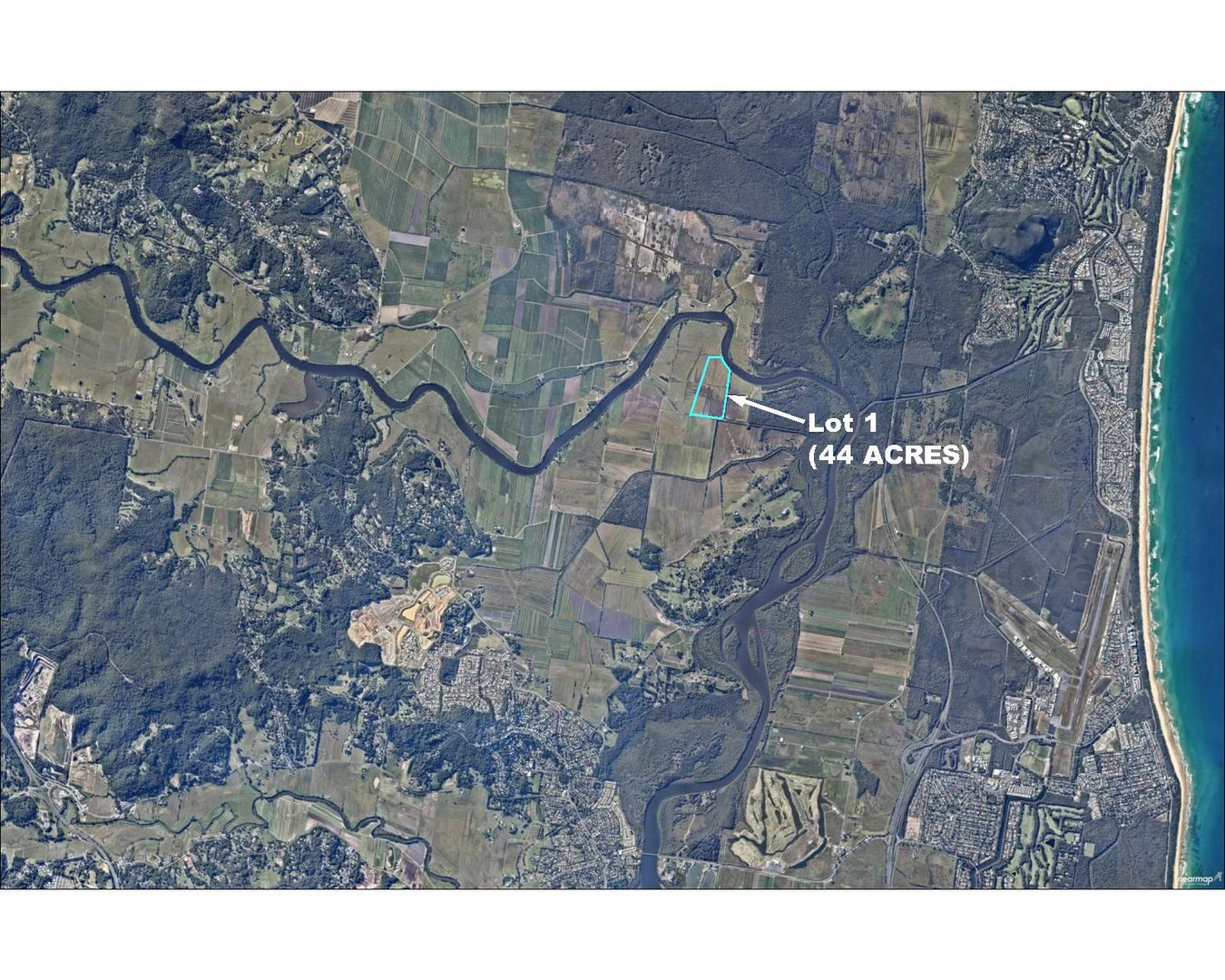 Lot 1 Burtons Road, Maroochy River QLD 4561, Image 1