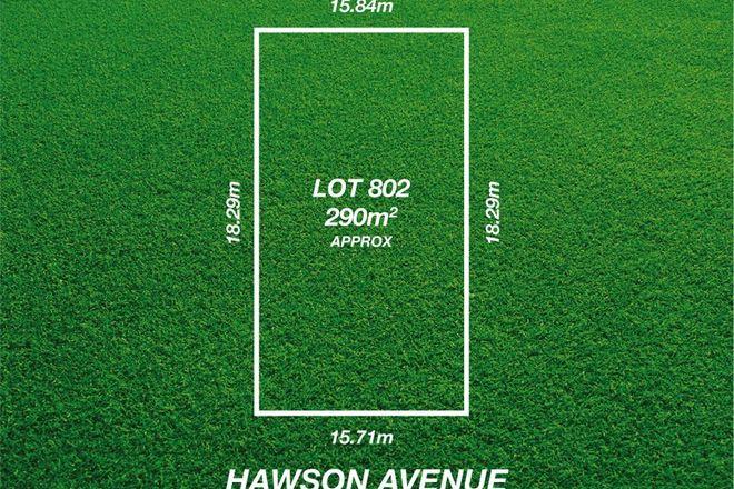Picture of Lot 802 Hawson Avenue, NORTH PLYMPTON SA 5037
