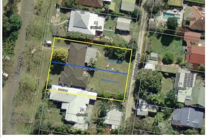 Picture of 24B Gordon Street, MULLUMBIMBY NSW 2482