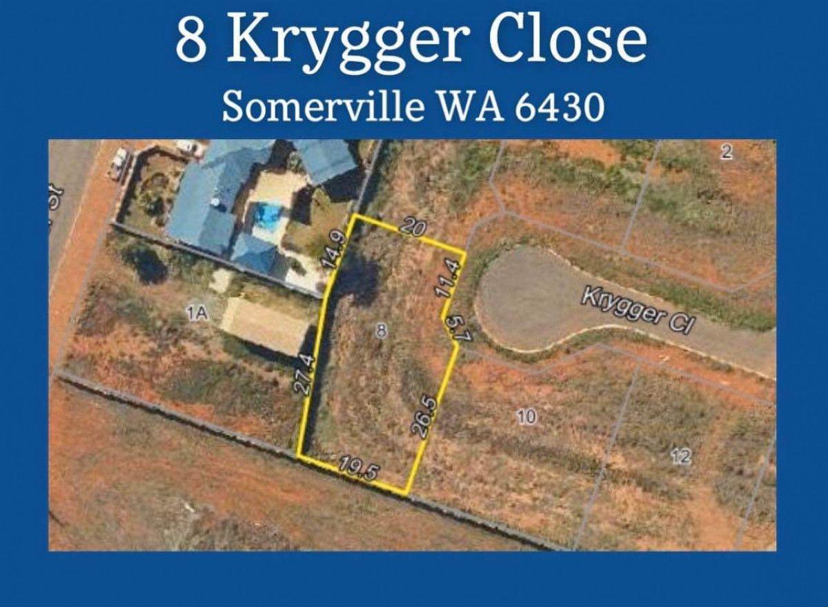 8 Krygger Close, Somerville WA 6430, Image 0