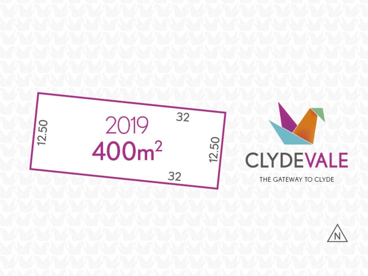 Lot 2019 Landrace Way, Clyde North VIC 3978, Image 0