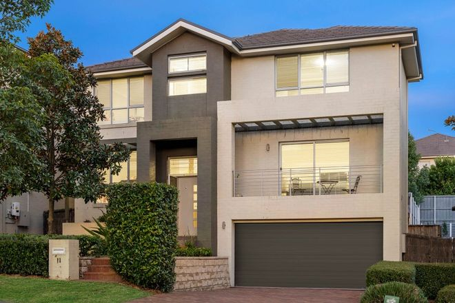 Picture of 11 Heritage Park Drive, CASTLE HILL NSW 2154