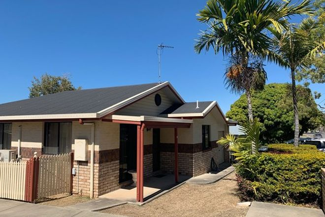 Picture of 2/50 Auckland Street, GLADSTONE CENTRAL QLD 4680