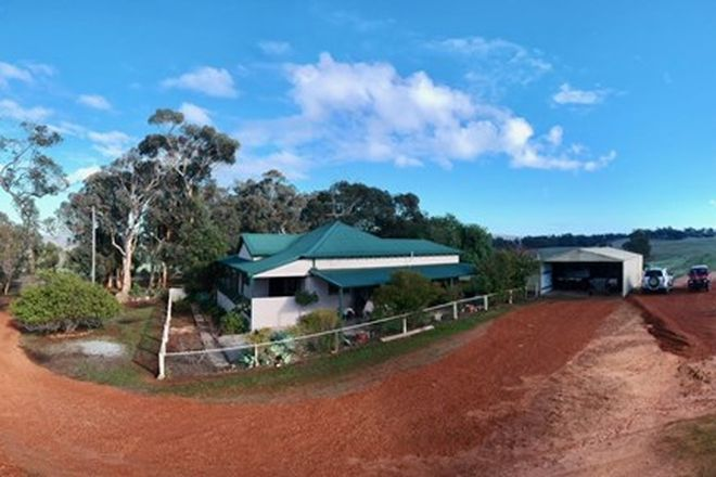 Picture of 269 Eadine Road, CLACKLINE WA 6564