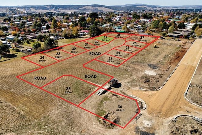 Picture of Lot 29 Springfield Street, OBERON NSW 2787