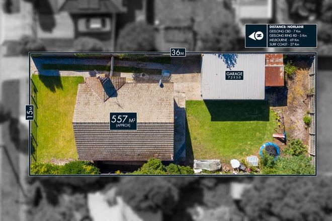 Picture of 1 Finch Street, NORLANE VIC 3214