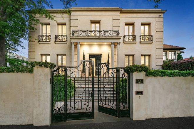 Picture of 4 Irving Road, TOORAK VIC 3142