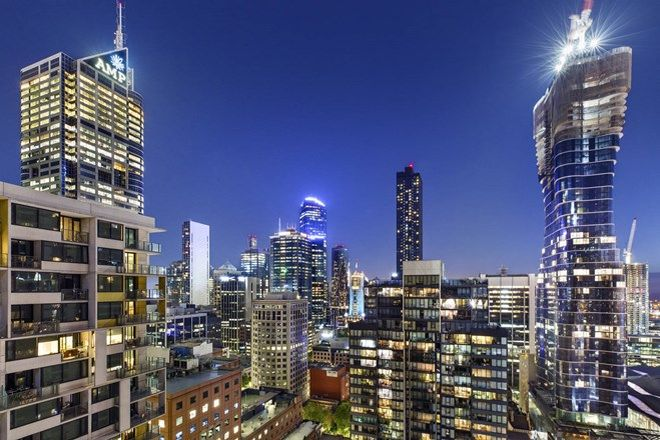 Picture of 2805/639 Lonsdale Street, MELBOURNE VIC 3000