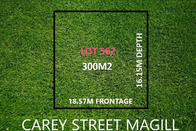 Picture of Lot 562 Carey Street, MAGILL SA 5072