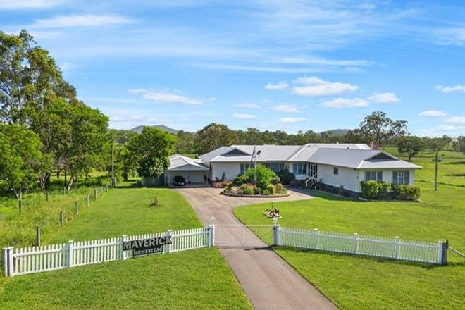 Picture of 130 Pike Road, WOOLOOGA QLD 4570