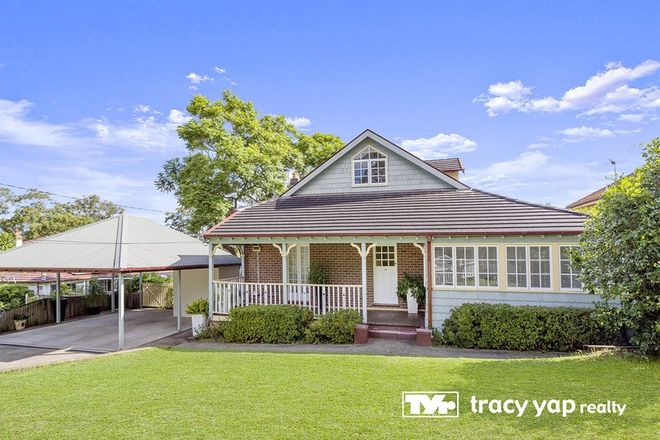 Picture of 33 Eastwood  Avenue, EASTWOOD NSW 2122