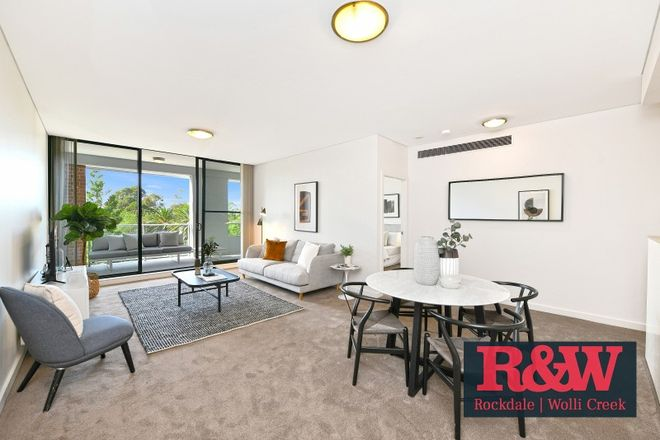 Picture of 523/6 Brodie Spark Drive, WOLLI CREEK NSW 2205