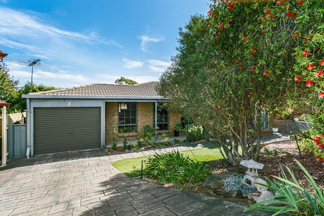 Picture of 4 Lowry Court, FLAGSTAFF HILL SA 5159