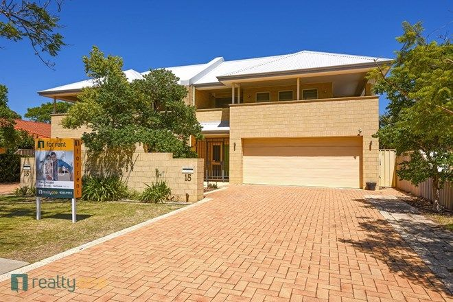 Picture of 15 Reynolds Road, APPLECROSS WA 6153