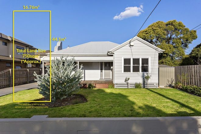 Picture of 82 Carmichael Road, OAKLEIGH EAST VIC 3166
