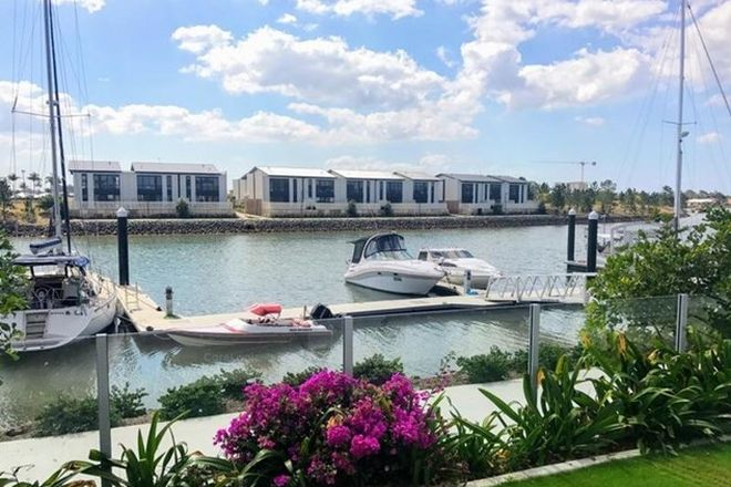 Picture of Unit 16/156 Marina Quays Bvd, HOPE ISLAND QLD 4212